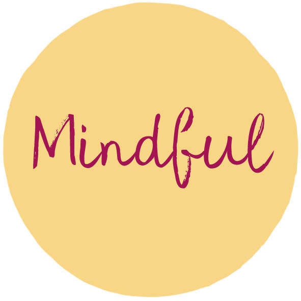 BUTTON MINDFUL